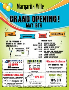 Creating Successful Grand Opening Flyers - Grand Opening Resource ...